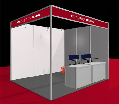 Stall Arrangement For Exhibition : Irsi exhibition